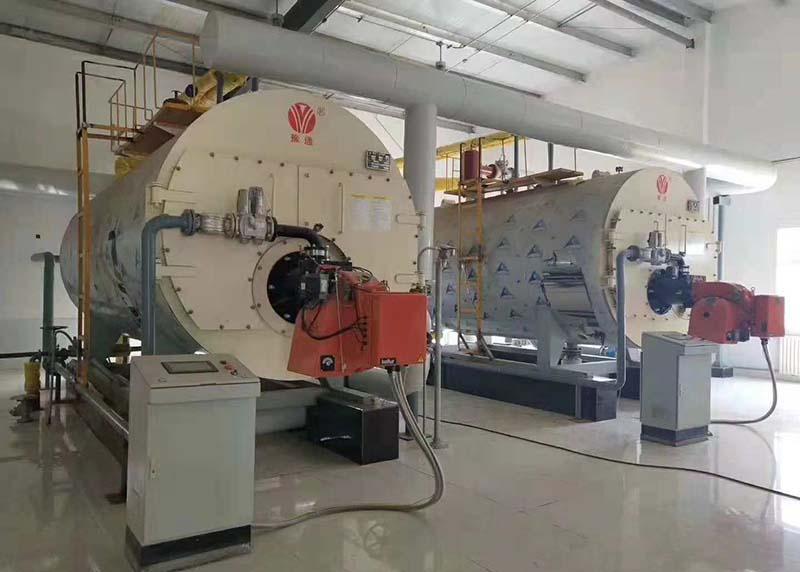 WNS型燃油/气蒸汽锅炉