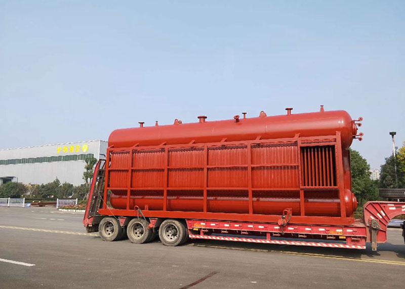 SZS燃油气锅炉